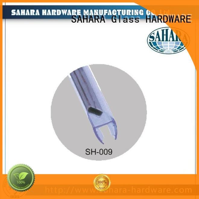 brass shower door seal strip supplier for doors