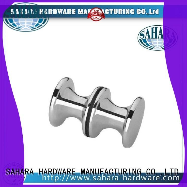 SAHARA Glass HARDWARE durable shower knob parts wholesale for home
