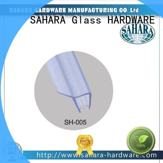 SAHARA Glass HARDWARE good price waterproof strip factory direct supply for home