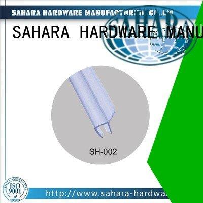 Brass ROYMA SAHARA Glass HARDWARE shower door seal strip
