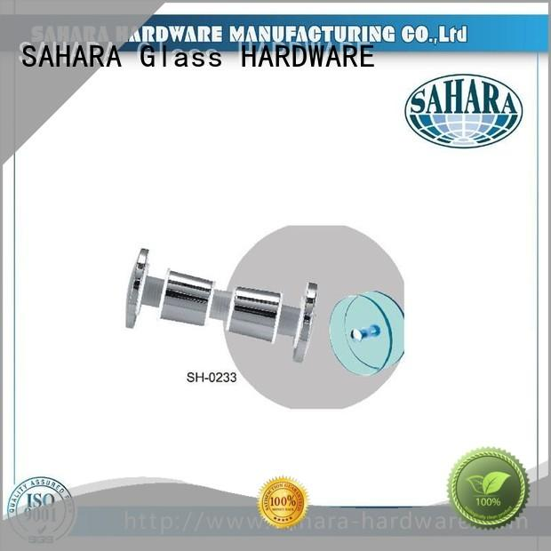 SAHARA Glass HARDWARE square moen shower knob wholesale for home