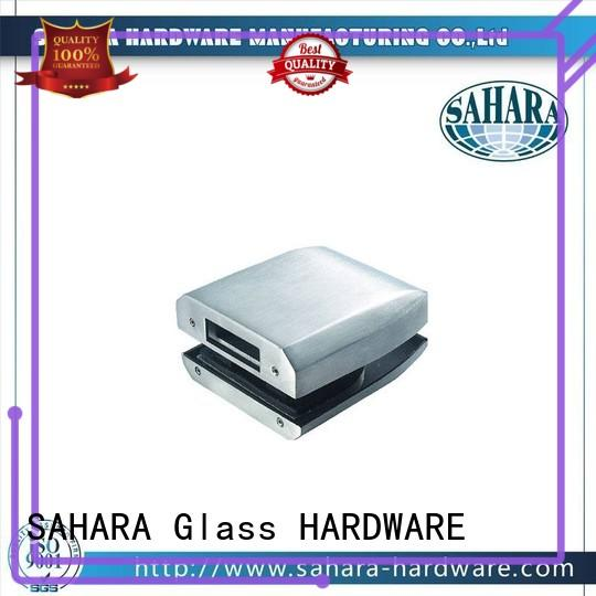SAHARA Glass HARDWARE reliable glass door lock factory direct supply for home