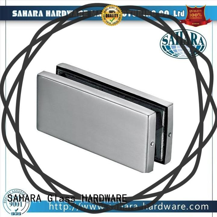 SAHARA Glass HARDWARE professional glass door patch fitting manufacturer for door