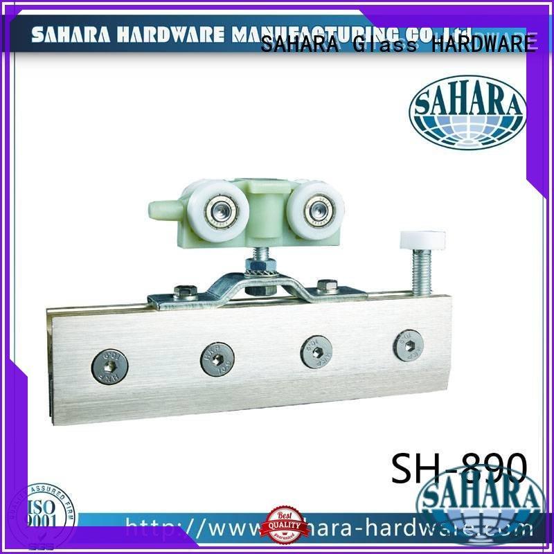 SAHARA Glass HARDWARE hot selling sliding door systems series for door