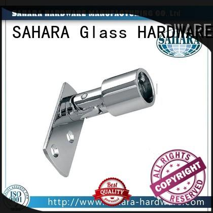good price glass panel connectors stainless steel manufacturer for bathroom