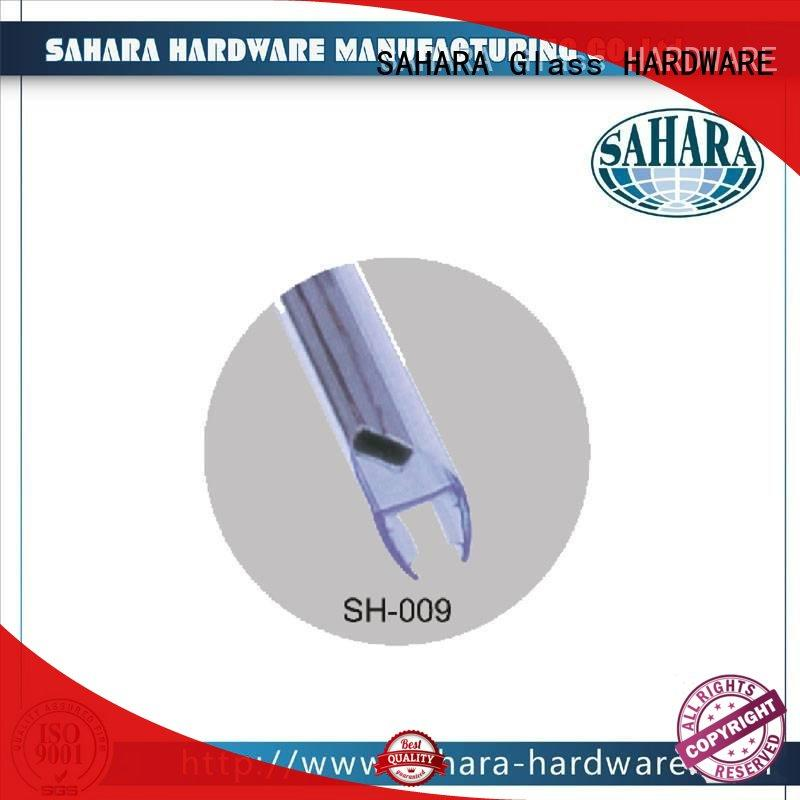 SAHARA Glass HARDWARE brass pvc strip factory direct supply for home