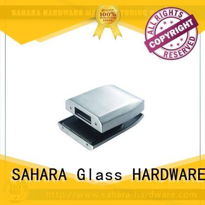 safe glass door lock aluminium body supplier for office