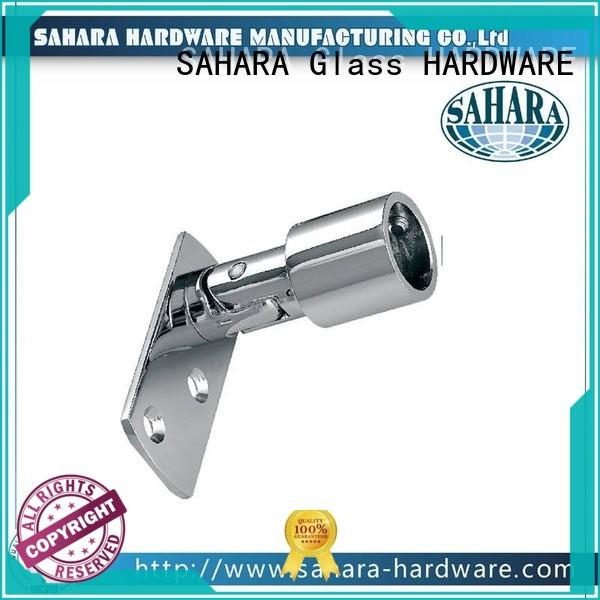 reliable glass corner connectors stainless steel wholesale for doors