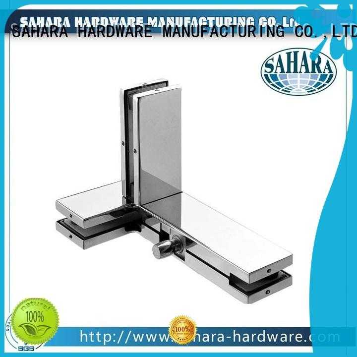 quality glass door patch fitting aluminium body manufacturer for office