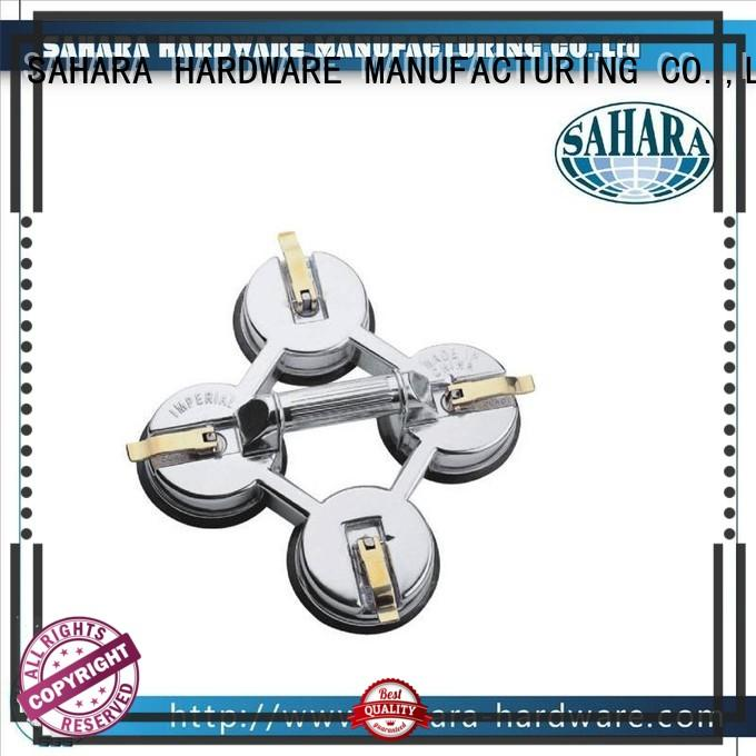 SAHARA Glass HARDWARE stainless steel door handle accessories supplier for doors