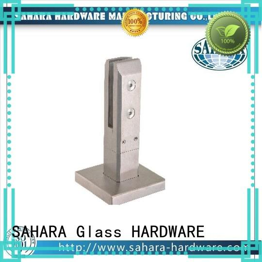 SAHARA Glass HARDWARE frameless shower door hinges glass to wall series for door