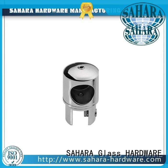 SAHARA Glass HARDWARE good price glass panel connectors factory direct supply for home