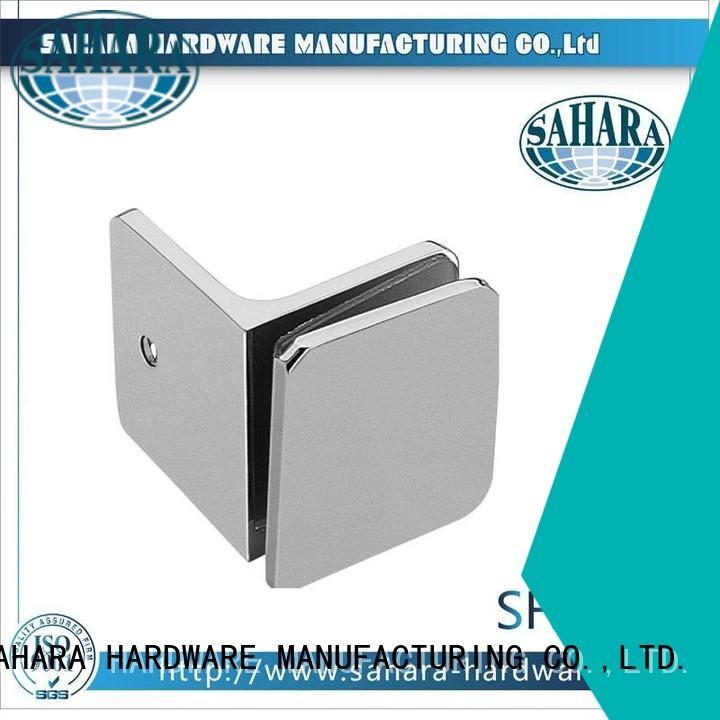 glass China SAHARA Glass HARDWARE Brand glass to glass connectors