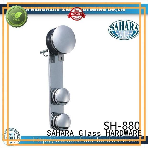 SAHARA Glass HARDWARE heavy duty sliding door systems wholesale for door