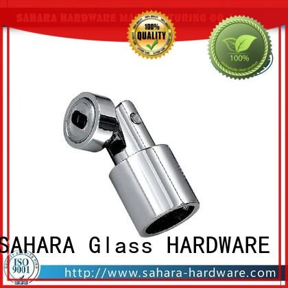 SAHARA Glass HARDWARE stainless steel glass panel connectors wholesale for home