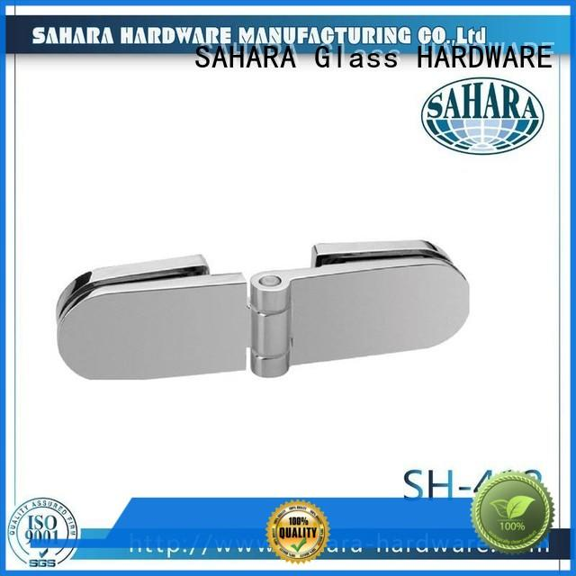 reliable glass panel connectors stainless steel factory direct supply for bathroom