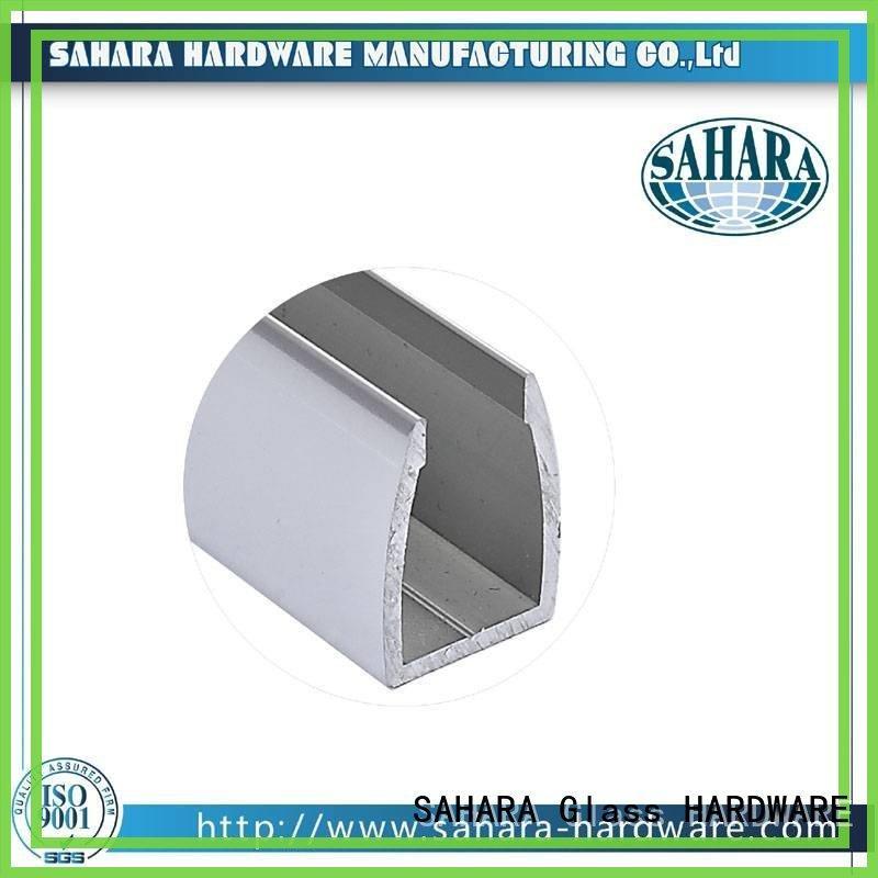 reliable security door accessories supplier for doors SAHARA Glass HARDWARE