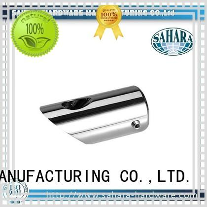 SAHARA Glass HARDWARE top quality glass panel connectors manufacturer for doors