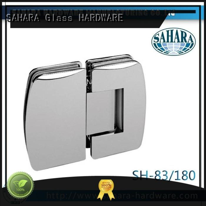 SAHARA Glass HARDWARE stainless steel shower fittings manufacturer for doors