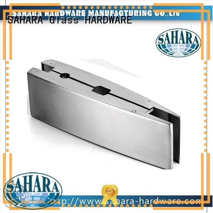 SAHARA Glass HARDWARE stainless steel cover hydraulic patch spring factory direct supply for home