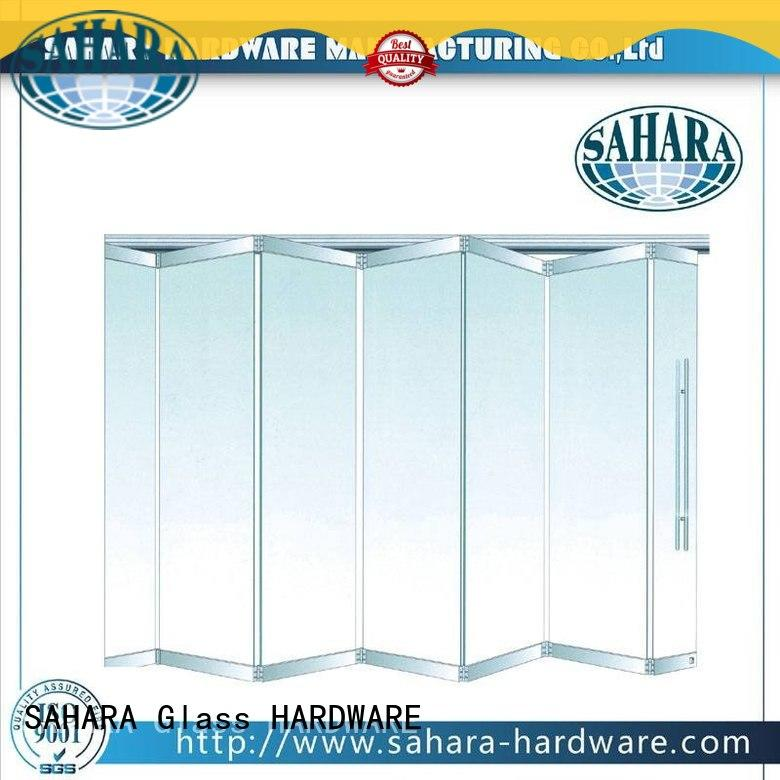 good price glass movable walls supplier for office SAHARA Glass HARDWARE