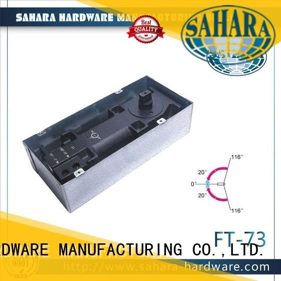 SAHARA Glass HARDWARE real floor hinge wholesale for office
