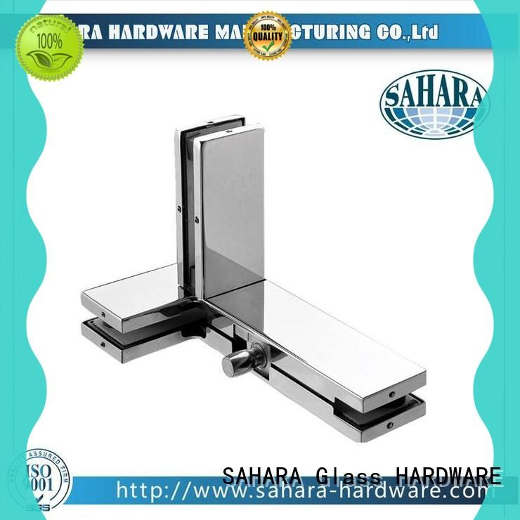 SAHARA Glass HARDWARE quality glass door patch fitting manufacturer for home