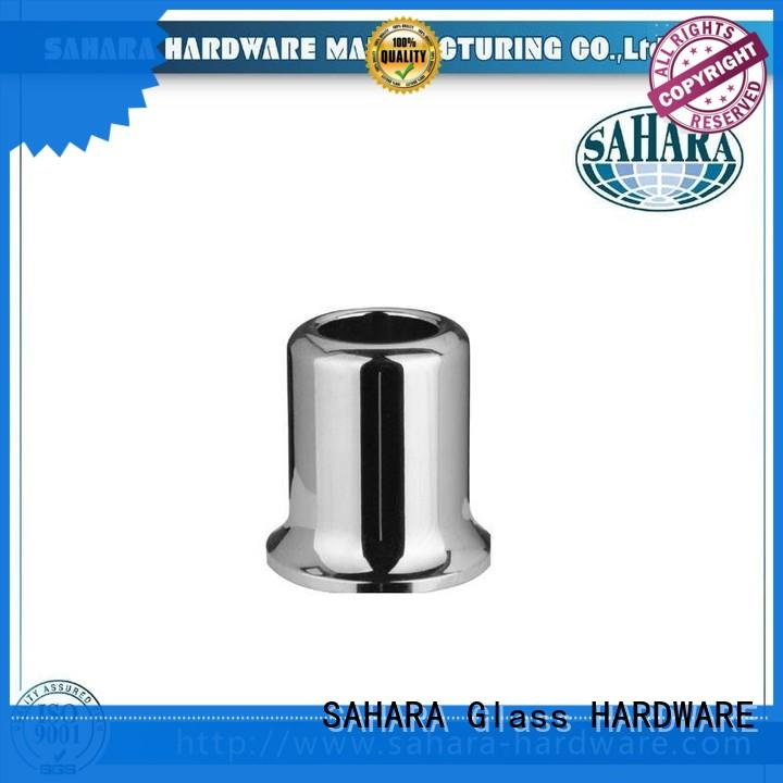 SAHARA Glass HARDWARE reliable glass corner connectors manufacturer for home