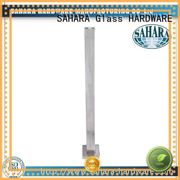 oem shower glass hinges wholesale for office SAHARA Glass HARDWARE