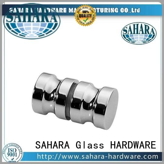SAHARA Glass HARDWARE OEM shower knob parts factory direct supply for doors