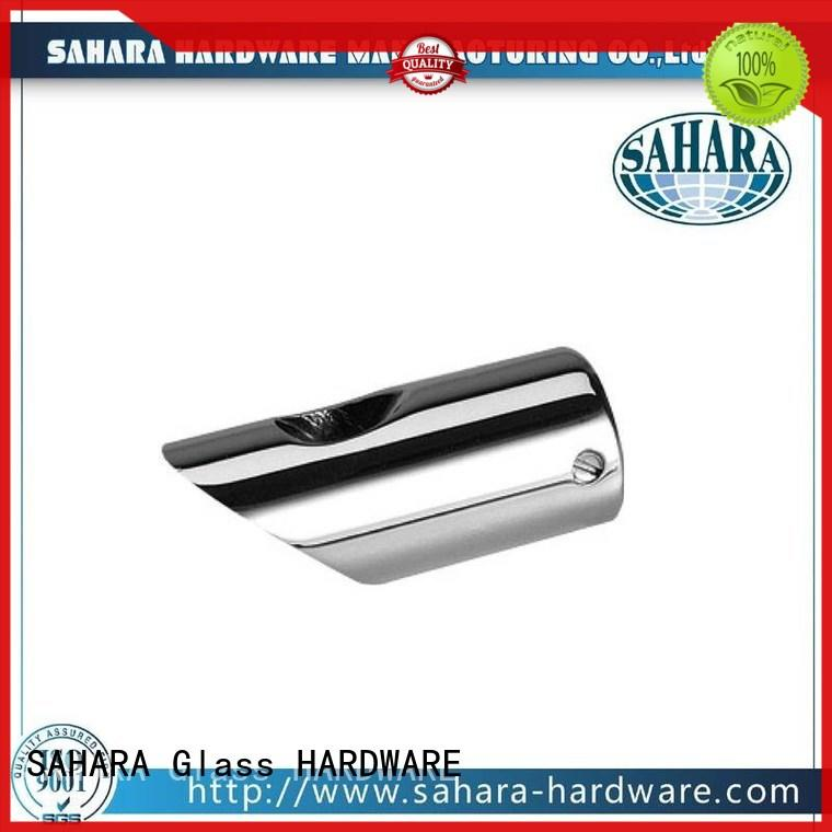 real glass connectors hanging supplier for bathroom