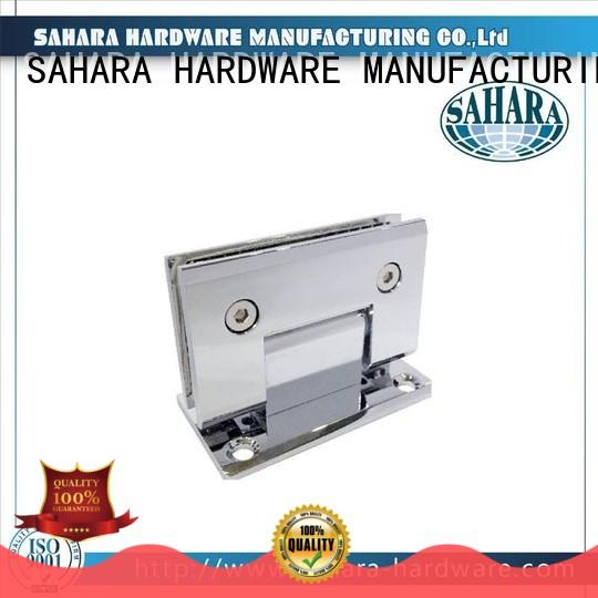 SAHARA Glass HARDWARE real shower door hinges wholesale for doors