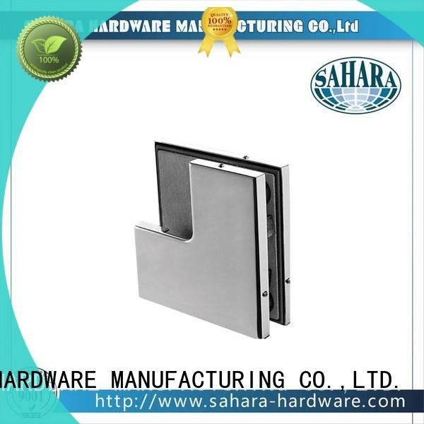 SAHARA Glass HARDWARE frameless hydraulic patch spring factory direct supply for door
