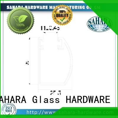 SAHARA Glass HARDWARE professional door lock accessories factory direct supply
