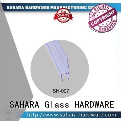 SAHARA Glass HARDWARE waterproof pvc strip manufacturer for bathroom