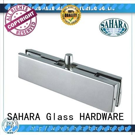 SAHARA Glass HARDWARE stainless steel cover hydraulic patch spring factory direct supply for market