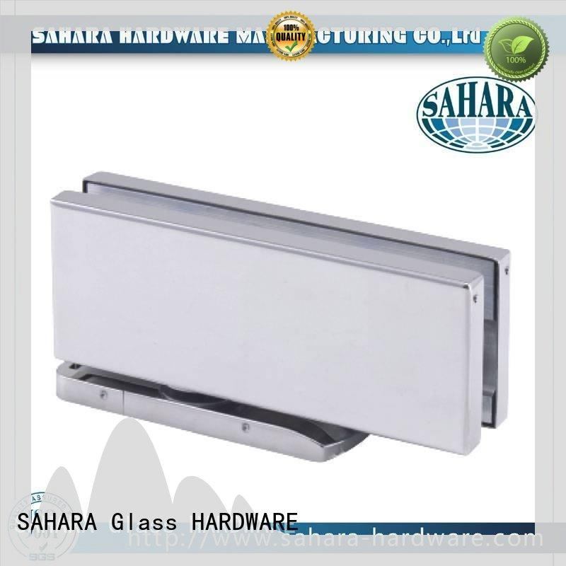 SAHARA Glass HARDWARE professional floor spring for glass door factory direct supply for doors