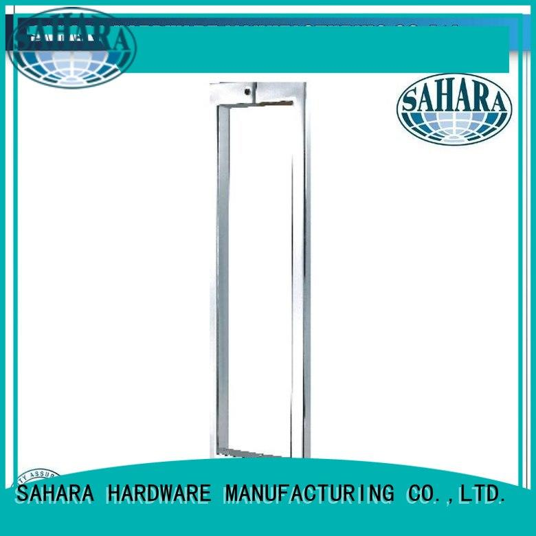 glass handles for doors ROYMA Stain Warranty SAHARA Glass HARDWARE