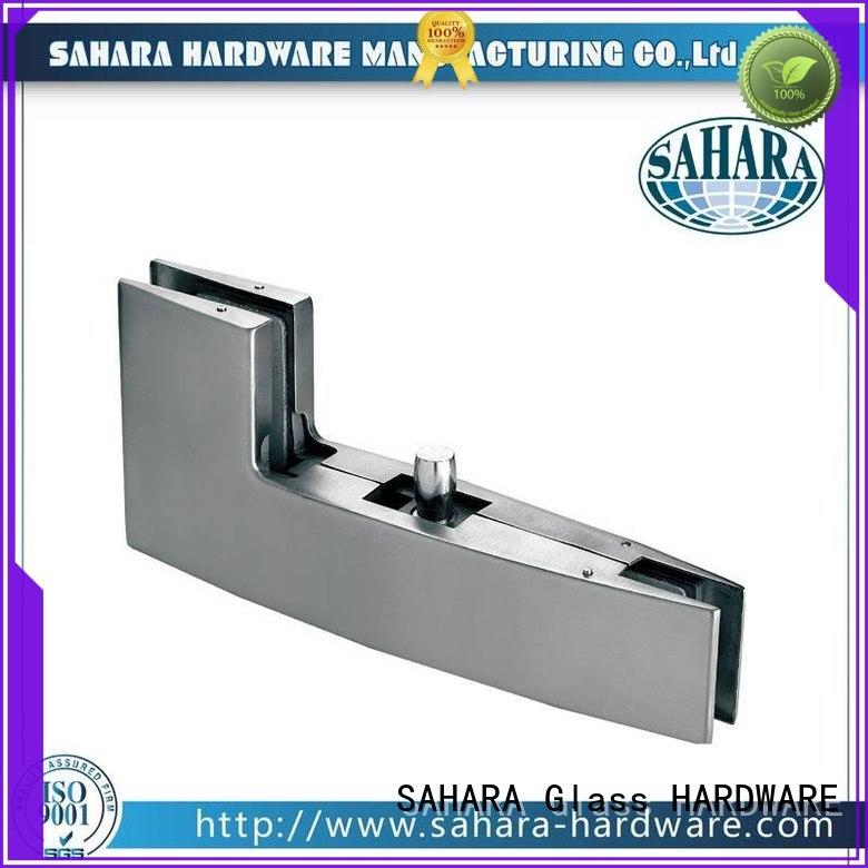 OEM patch fittings for glass doors aluminium body wholesale for home