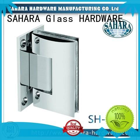 SAHARA Glass HARDWARE brass shower fittings factory direct supply for bathroom