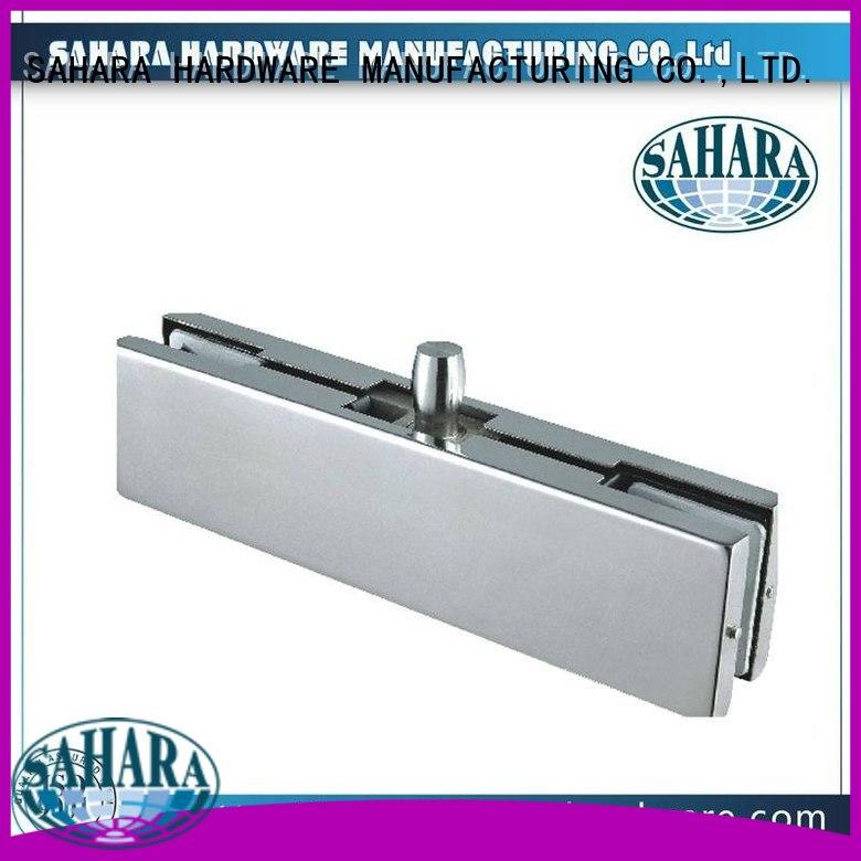 glass for fittings SAHARA patch fitting glass door SAHARA Glass HARDWARE Brand