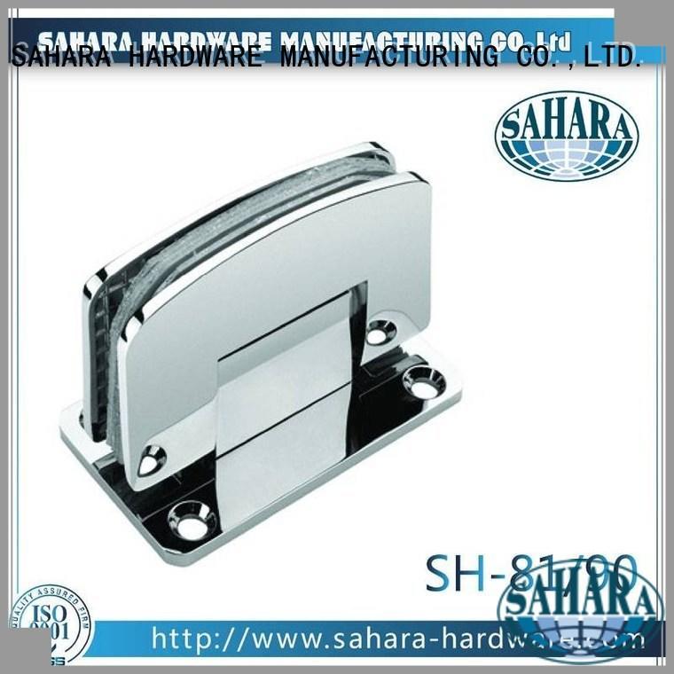 Quality SAHARA Glass HARDWARE Brand bathroom GAC glass door hinges