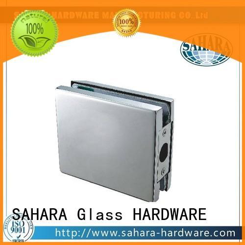 reliable bathroom glass door lock stainless steel cover supplier for doors