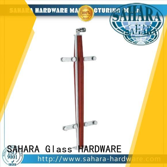 SAHARA Glass HARDWARE high quality glass shower hinges wholesale for home