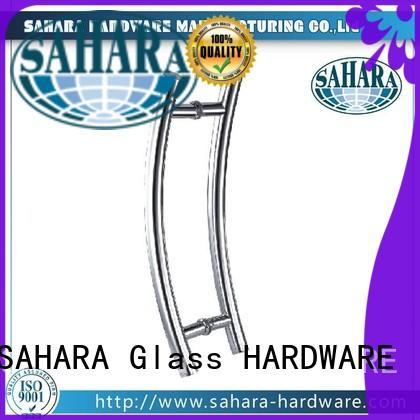 SAHARA Glass HARDWARE multi-shape handles for glass doors supplier for home