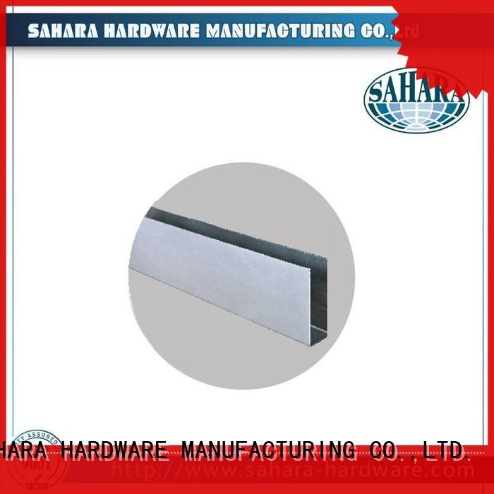 stainless steel door handle accessories supplier for office