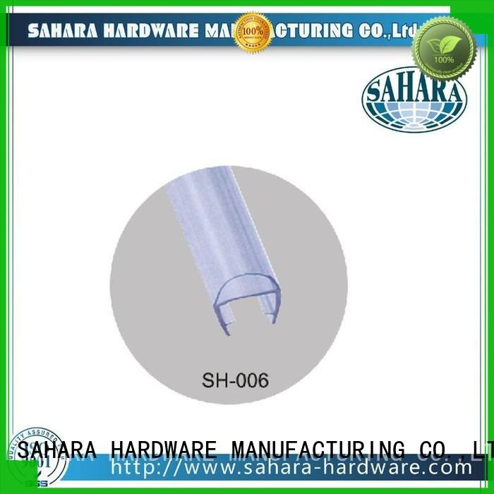 SAHARA Glass HARDWARE top quality waterproof strip factory direct supply for bathroom