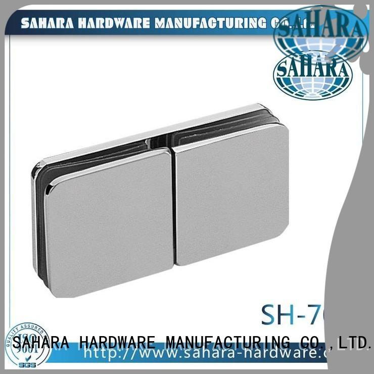 glass to glass connectors GAC glass Warranty SAHARA Glass HARDWARE