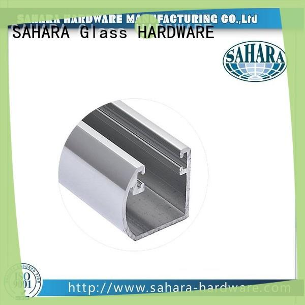 stainless steel french door accessories wholesale SAHARA Glass HARDWARE