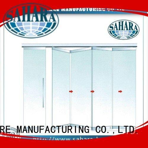 folding glass walls Brass and Stainless Steel SAHARA Glass HARDWARE Brand gas lift struts